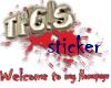 THGIS welcome sticker