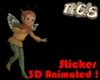 Elf Animated Sticker