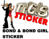 James Bond & Bond Girl